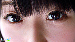 Black Fringe And Dark Eyes
