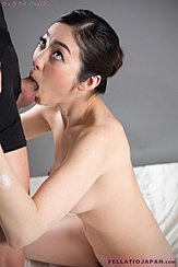 Deep Throating Cock
