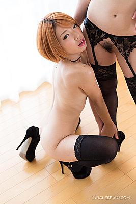 Misaki Akari & Kobayashi Chie