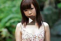 Cute Japanese teenage girl Uri